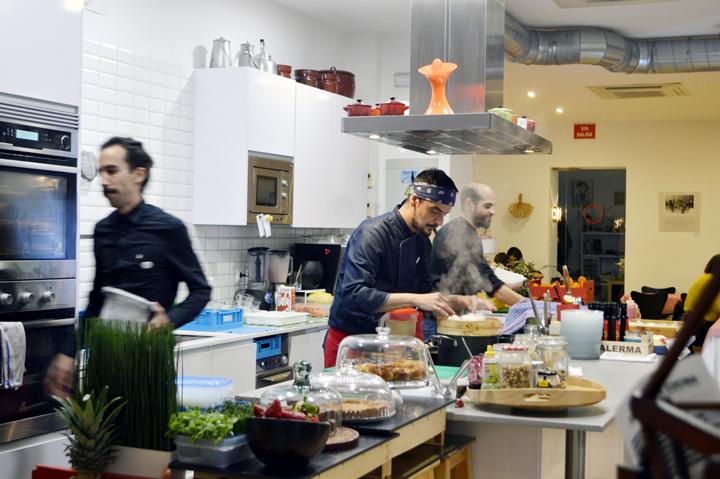 El equipo de KÖk Tu Cocina. / Foto: KÖk Tu Cocina.