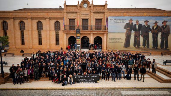 El Photo Nature Andalucía congrega a más de 300 fotógrafos