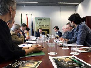 Premios Alas, a la Internacionalización de la Empresa Andaluza.
