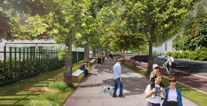 Novedades en el nuevo proyecto del Parque Central de Mairena del Aljarafe