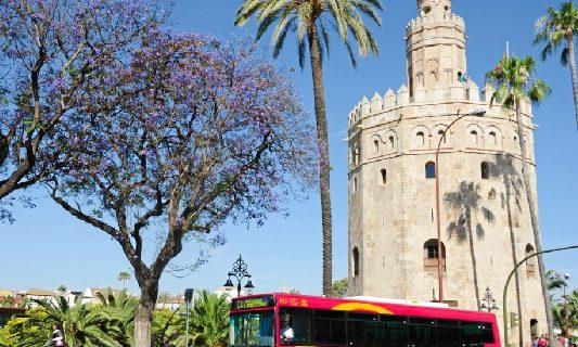 Tussam transporta un 3,6% más de viajeros en el tercer trimestre del año