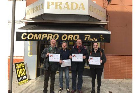 Alcalá de Guadaíra potencia el comercio local con el VI Rally de Compras