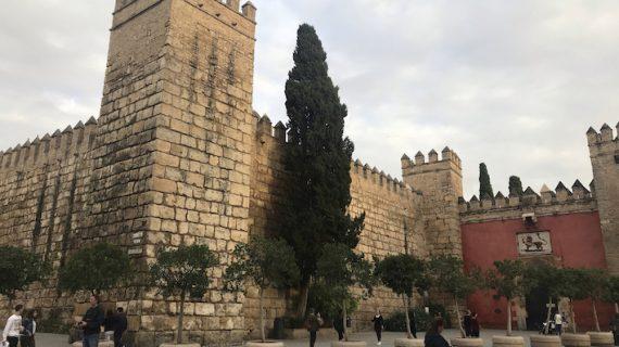 Patrimonio autoriza una intervención urgente de mantenimiento en la bóveda del Salón de Embajadores del Alcázar