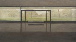 El artista sevillano Daniel Bilbao expone su obra 'Tácet' en la galería Birimbao