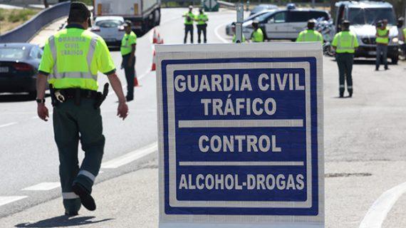 Arranca una campaña de control de consumo de alcohol y drogas en las carreteras de Sevilla