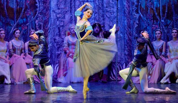 """Llega a Sevilla el Ballet Imperial Ruso, """"la danza más bella del mundo"""""""