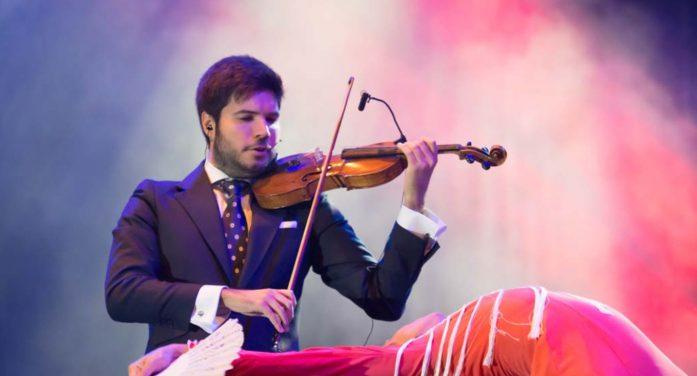 El violinista Paco Montalvo llega al Cartuja Center con 'Alma del violín flamenco'
