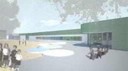 El colegio Andalucía de Cañada Rosal tendrá un nuevo edificio para Infantil