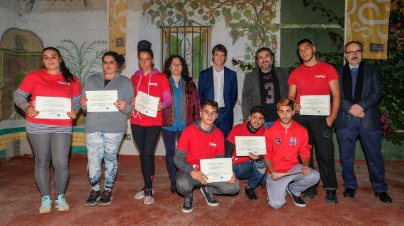 El deporte como forma de integración para 400 menores de los distrito Macarena y Norte