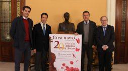 Un concierto solidario recordará a Alberto Jiménez-Becerril y Ascen 20 años después