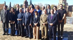 La capital acoge la entrega de los XIV Premios Plaza de España a nueve andaluces de la generación del 78