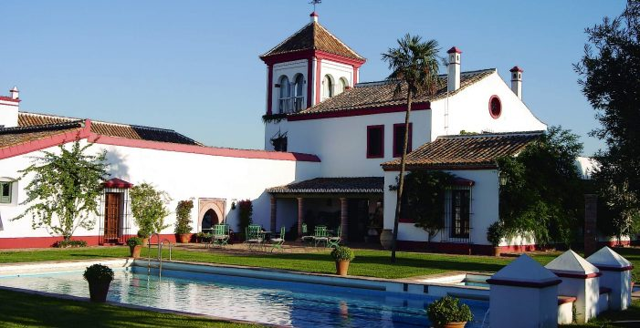 Los hoteles de los pueblos sevillanos registran hasta junio un incremento del 8% en las pernoctaciones