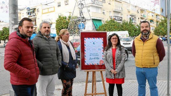 91 comercios participan en la campaña de compras navideñas de Lora del Río