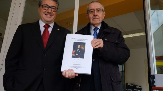 El profesor Luis Bravo defiende su tesis doctoral a los 80 años de edad