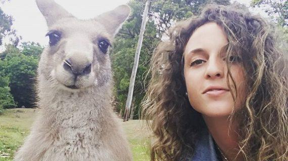 Guadalupe Dastis, una sevillana que ha recorrido Australia y Asia impulsada por su gran inquietud de conocer mundo