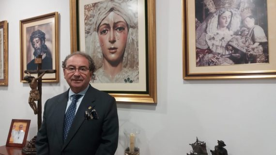 """Fernández Cabrero: """"Las hermandades somos un escaparate sin trastienda espiritual"""""""