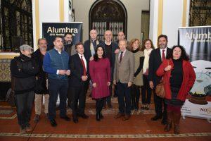 Acto de presentación de la programación de 'Alumbra' 2018.