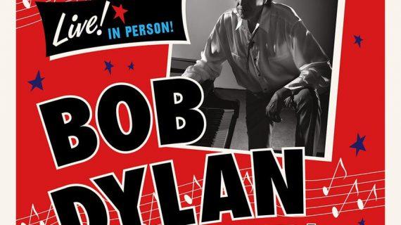 Bob Dylan tocará en Sevilla en mayo de 2019