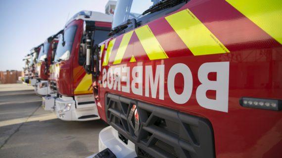 Nuevos camiones para los parques de bomberos de la provincia de Sevilla