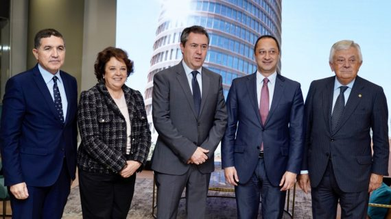 Inaugurado nuevo espacio en Torre Sevilla del Club Cámara-Antares