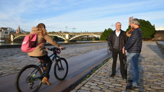 Sevilla, cuarta ciudad en movilidad sostenible según Greenpeace