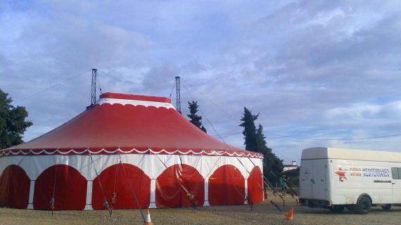 La compañía Rolabola, Premio Nacional de Circo 2017, llega al Teatro Alameda