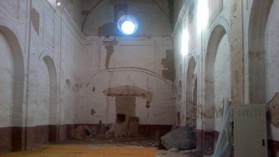 La iglesia de San Laureano del siglo XVII será restaurada