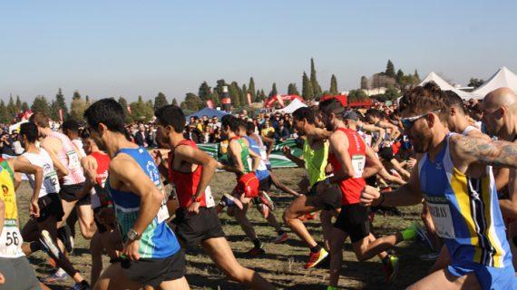Itálica acoge este domingo la XXXVIII edición de su Cross Internacional con la participación de figuras mundiales