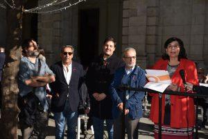 Celebración del Día Mundial de la Lucha contra el SIDA en la que ha participado el delegado de Bienestar Social y Empleo, Juan Manuel Flores.