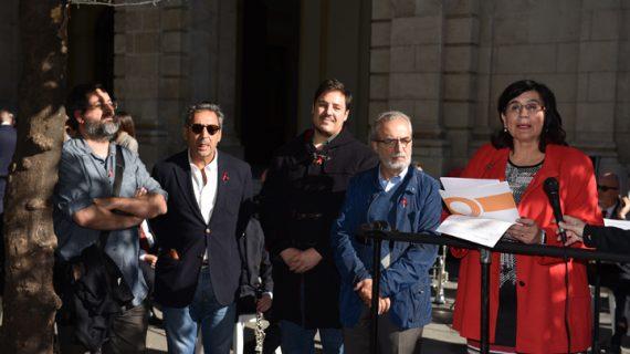 Sevilla celebra el Día Mundial de la lucha contra el sida con entidades y asociaciones