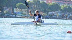 El Club Piragüismo Triana, se proclama campeón andaluz de larga distancia