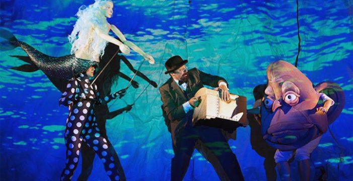 'Monsieur Croche' presenta la música de Claude Debussy para toda la familia