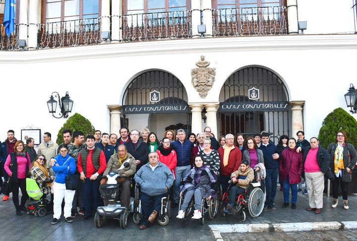 Osuna conmemora el Día Internacional de las Personas con Discapacidad