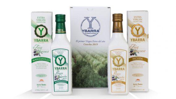 La nueva fábrica de Ybarra en Dos Hermanas da a luz a su primer aceite de oliva
