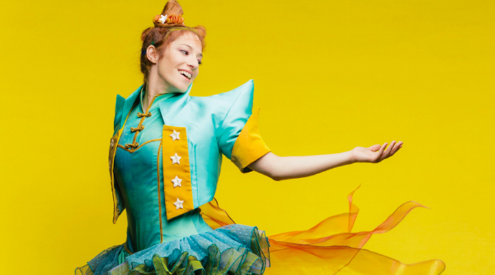 Llega el estreno del espectáculo 'La Principita', de Teatro Clásico de Sevilla