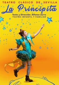 Cartel de 'La Principita', el nuevo montaje de Teatro Clásico de Sevilla.