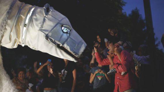 Los osos polares recorrerán Sevilla desde Plaza Nueva al Archivo de Indias