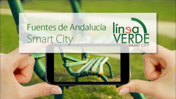 El servicio 'Línea Verde' en Fuentes de Andalucía cumple un año con más del 70% de incidencias tramitadas