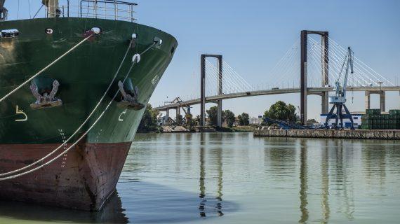 El Puerto de Sevilla participa en un proyecto de innovación ambiental