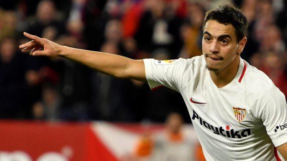 (5-0) El Sevilla pasa por encima del Levante y se afianza en Europa