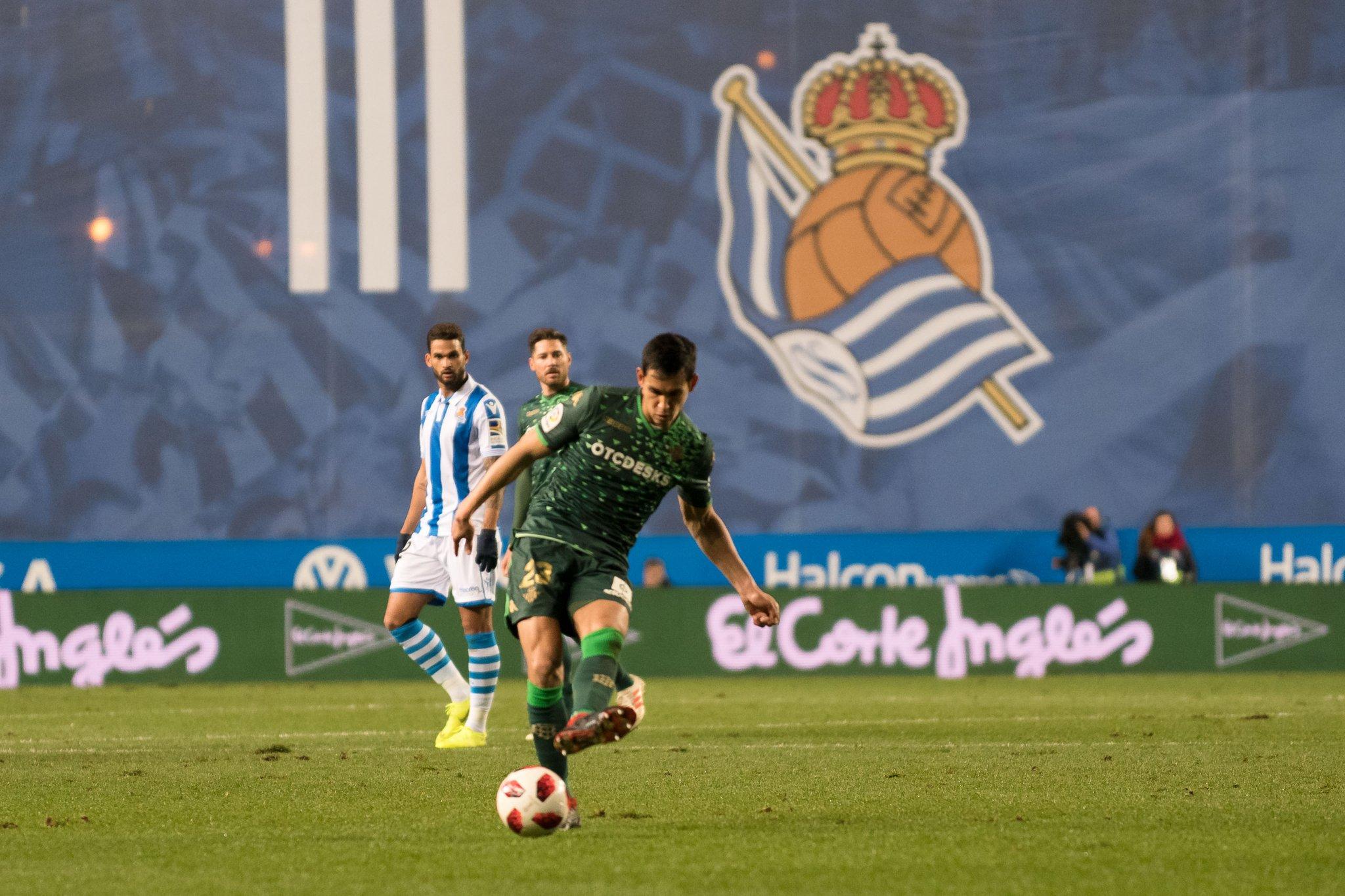 (2-2) El Betis sufre pero pasa a cuartos