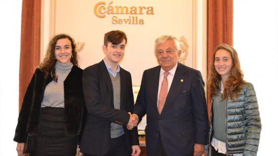 Sevilla acoge en febrero unas jornadas de debate político para el Parlamento Europeo de los Jóvenes