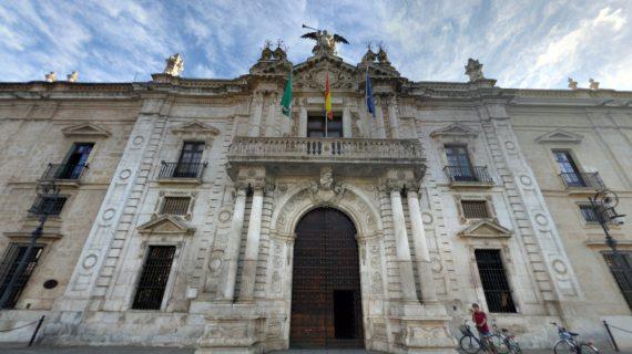 La antigua Fábrica de Tabacos acoge el espectáculo 'En construcción. Un puente entre Italia y España'