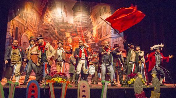 El lunes salen a la venta las entradas para el concurso de agrupaciones del Carnaval palaciego