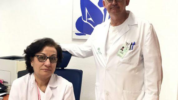 Premiados dos enfermeros del Valme por un ensayo científico sobre la post cirugía del cáncer de mama