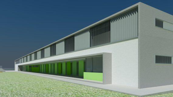 Almensilla tendrá un nuevo centro de secundaria con capacidad para 360 alumnos