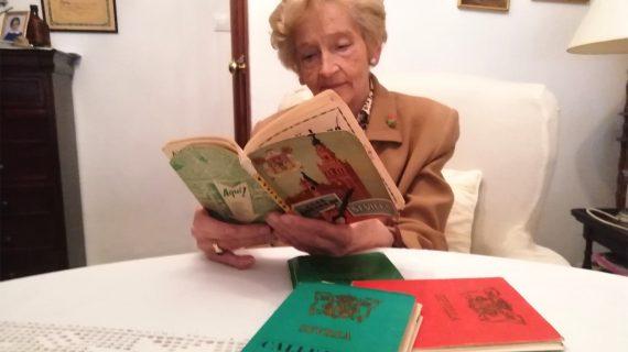 "Cristina Rodríguez: ""Las calles de Sevilla están impregnadas de historia"""