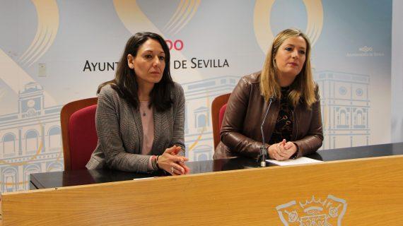 Sevilla respaldará proyectos que luchen contra la violencia de género