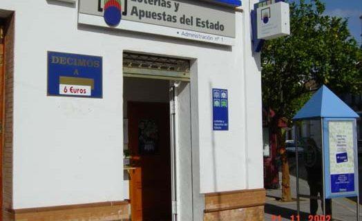 Un vecino de Pilas gana 112.846 euros en la Bonoloto