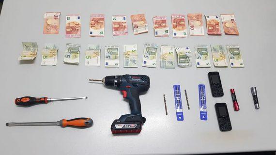 Detenidos cuando perpetraban un robo en un conocido restaurante de Lora del Río